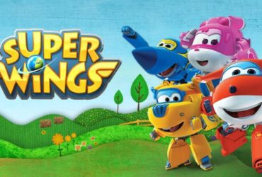 SUPER WINGS NO TEATRO